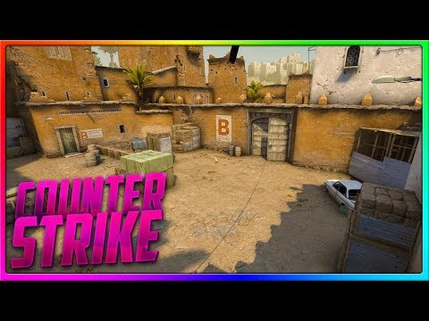 New Dust 2 Update! | CSGO Competitive Gameplay