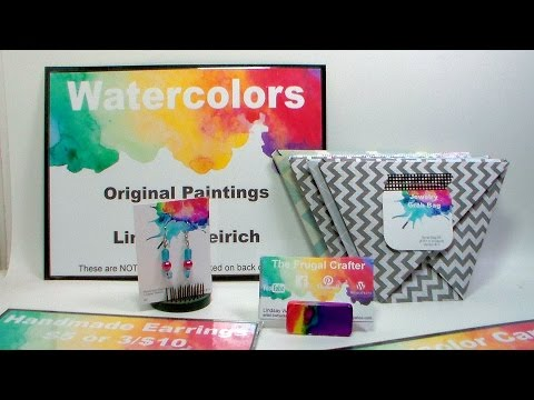 How to Design a Business Card & Craft Fair Packaging with GraphicStock