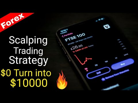 The Best Scalping Strategies for Forex Trader – Day Trading Using Mobile Setup