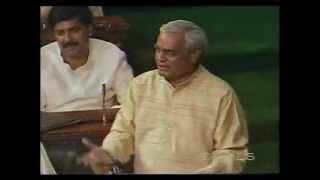 Atal Bihari Vajpayee Speech ; Ram Janmabhoomi