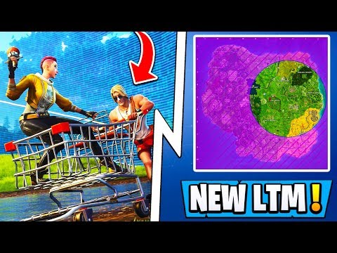 *NEW* Fortnite STEADY STORM LTM! | BEST Gamemode Gameplay!