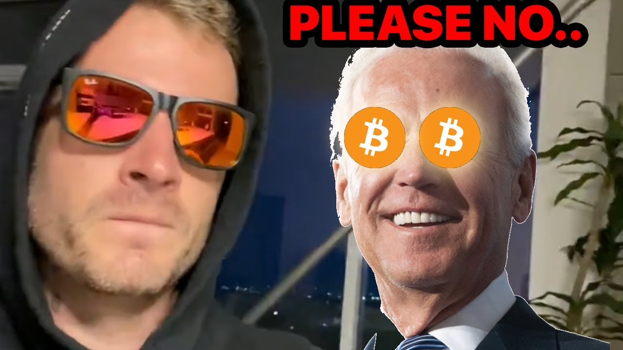 Biden Is About To KILL Bitcoin? (Actually Urgent)