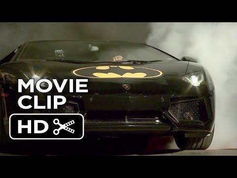 Batkid Begins Movie CLIP - Meet the Lamborghini (2015) - Documentary HD