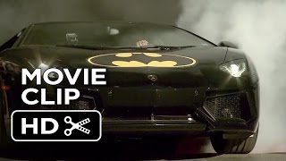 Batkid Begins Movie CLIP - Meet the Lamborghini (2015) - Documentary HD