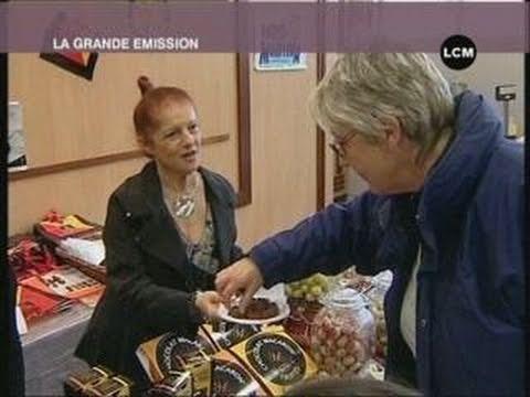 Le chocolat sous toutes ses formes! (Marseille)