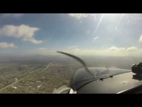 Instrument Lesson Part I [Full Flight/VOR Approach]
