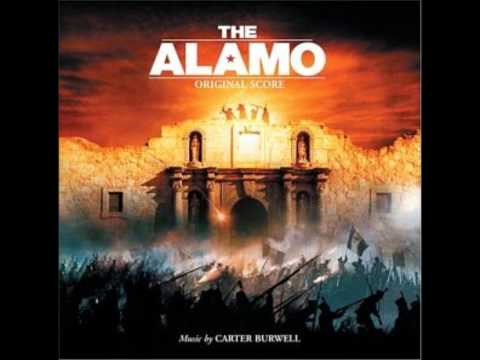 The Alamo Soundtrack #17  The Last Night