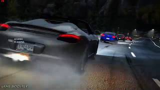 NEED FOR SPEED - HOT PURSUIT- EAGLE CREST - SPORT CAR NAMED DESIRE