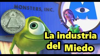 Monstruos S.A. y la industria del miedo (Monsters. Inc.)