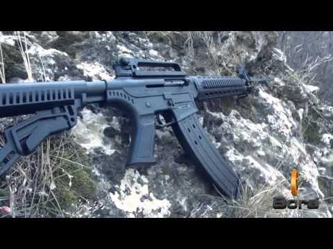 Bora Barak BR-99 ve BR-20 Otomatik Şarjörlü Av Tüfekleri Teknik Tanıtım Videoları