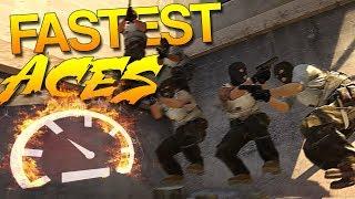 CS:GO - FASTEST Aces! #31