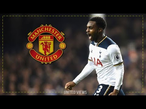 Danny Rose Skills - Amazing Defence, Tackles, & Crosing ● WELCOME to Manchester United? ●