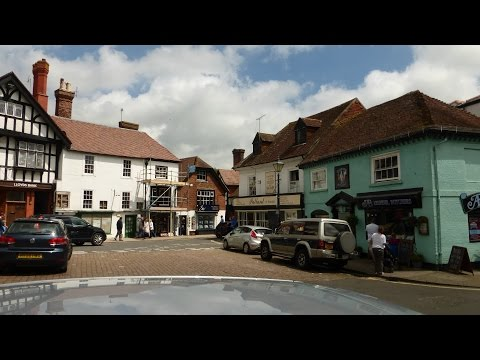 Destination Arundel West Sussex. Travel guide.