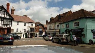 Destination Arundel West Sussex. Travel guide.