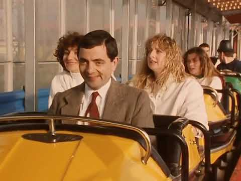 Bean's Ride Along | Funny Clip | Mr Bean Official