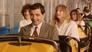 Beans Ride Along  Funny Clip  Mr Bean Official