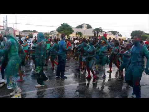 Parade of Troupes for Anguilla Summer Festival 2014