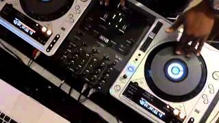 DJ HUSKI - OADA Mix Round 1
