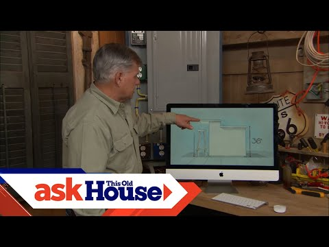 How to Size a Kitchen Island - This Old House
