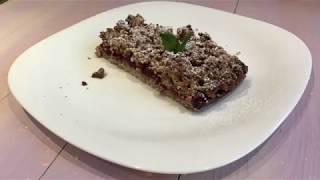 ПП рецепты Пирог Крамбл №45