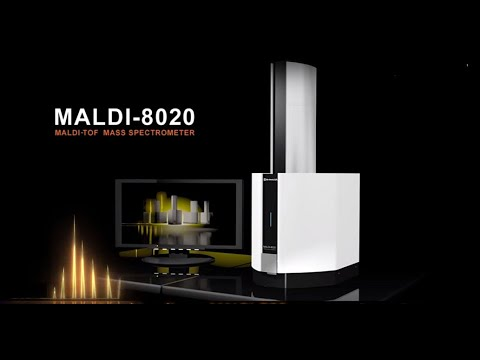 MALDI 8020 Benchtop Linear MALDI-TOF Mass Spectrometer