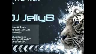Nadine 'Jelly' Taylor - African Rain (Trance Mix Preview)