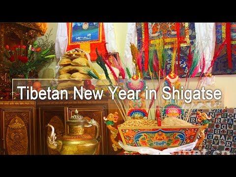 "Live: Tibetan New Year in Shigatse走进日喀则,品尝""古突"",感受藏历新年"