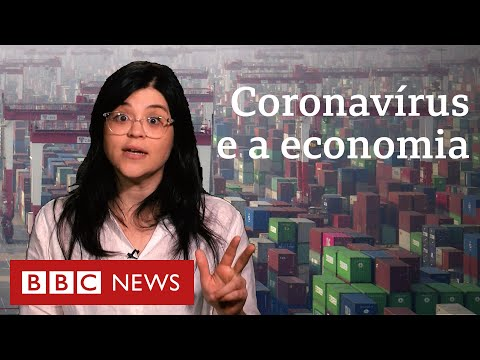 Coronavírus: o impacto econômico no Brasil, do celular à soja. Vídeo.
