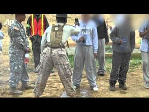 California Police Probe Possible Boot Camp Abuse - YouTube