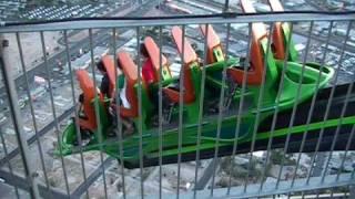 Las Vegas Stratosphere X-Scream Ride