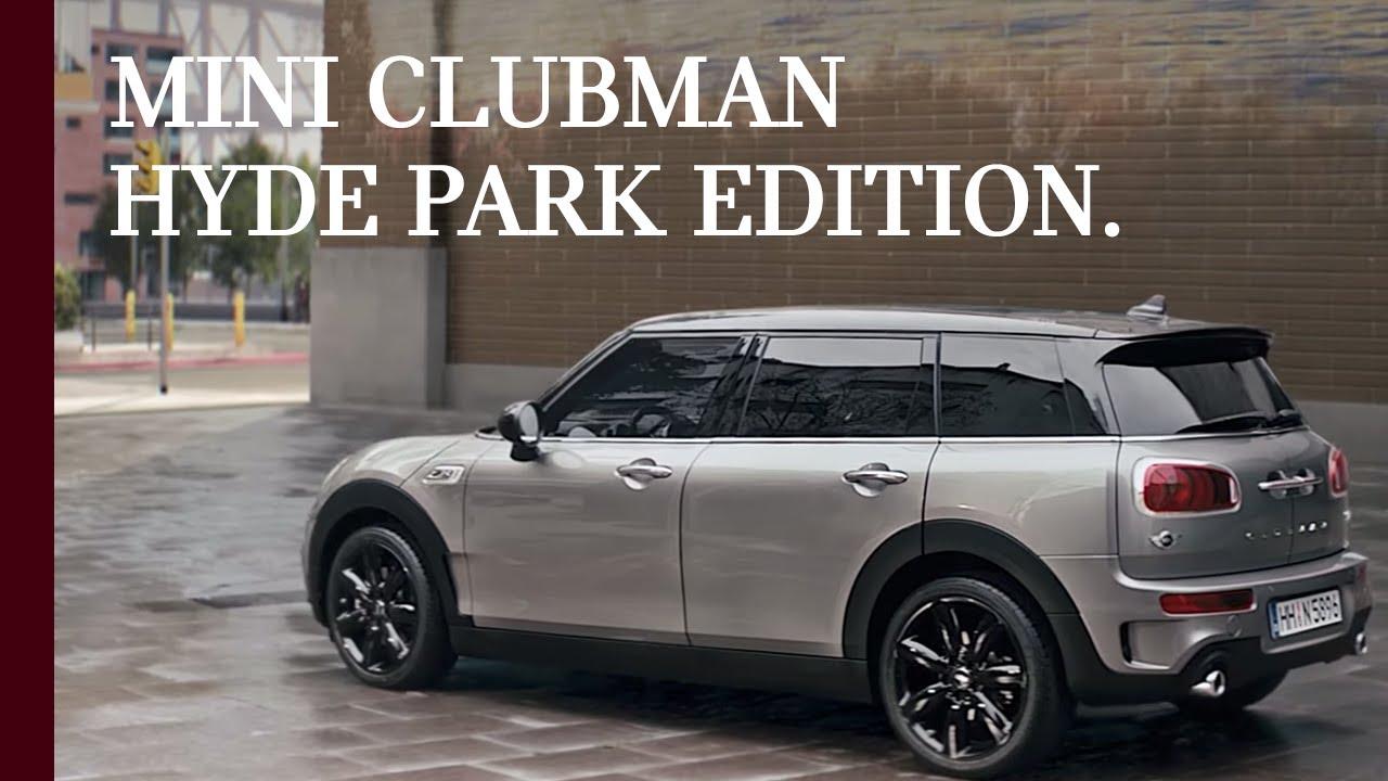 Mini Clubman Pub Tv 2017
