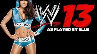WWE NXT: Paige & Sasha Banks Vs Audrey Marie & Summer Rae