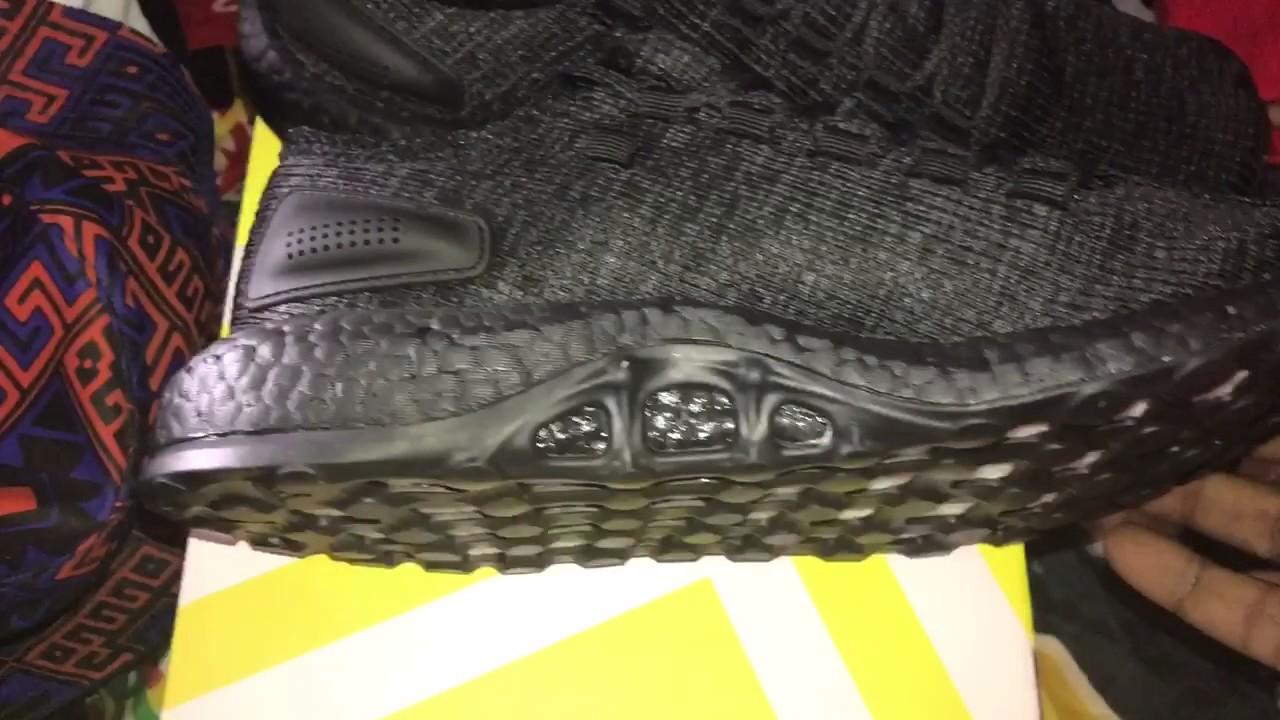 Adidas Pure Boost LTD(Black Boost)(blk)160Usd(4sale Review) 2ab3a29ec