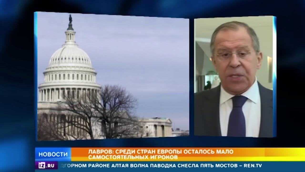 Лавров заявил, что Москва ответит на хамство Запада