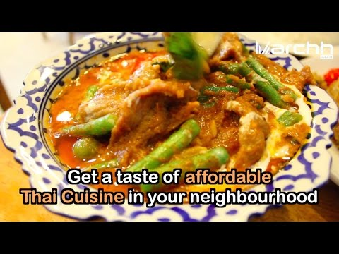 Nakhon Kitchen – Affordable Thai Food in SIngapore