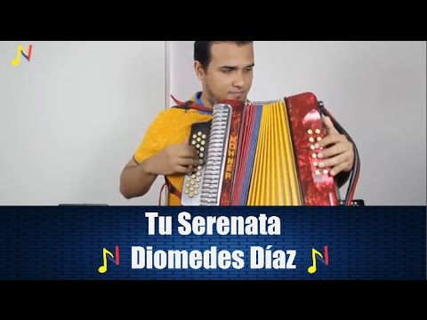 Tutorial Acordeon Tu Serenata