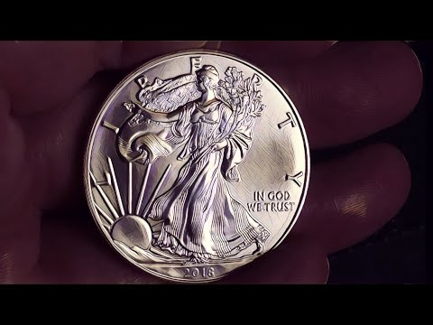 The American Silver Eagle 2018 | The Standard Bearer For Government Silver Bullion
