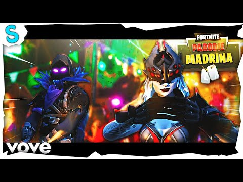 Maes - Madrina ft. Booba (Parodie Fortnite)