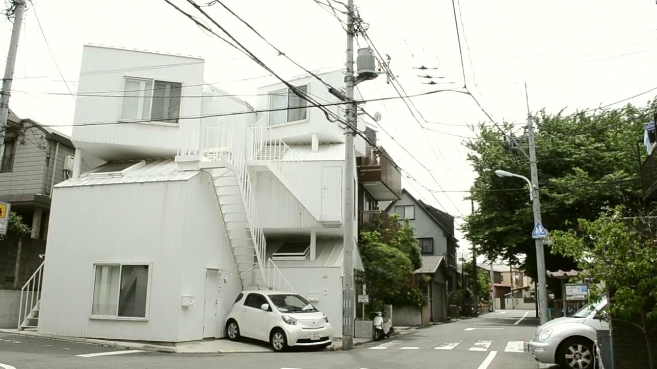 Sou Fujimoto   Tokyo Apartments
