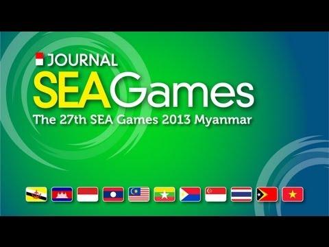 SEA Games Myanmar 2013 - Sports Presentation