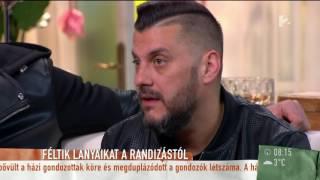 Kökény Attila megtiltotta lányának, hogy randira menjen? - tv2.hu/mokka