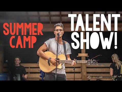 HILARIOUS Summer Camp Staff TALENT Show! - Camp IHC