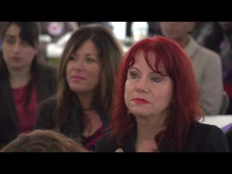 Texas Council on Family Violence & Texas Association Against Sexual Assault Lobby Day 2017