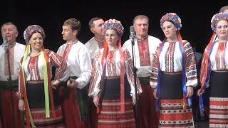 Украинский народный хор им  Г  Веревки в Черкассах Украина