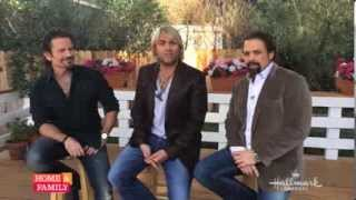 @thetexastenors stopped by to perform for @homeandfamilytv, here's a taste!