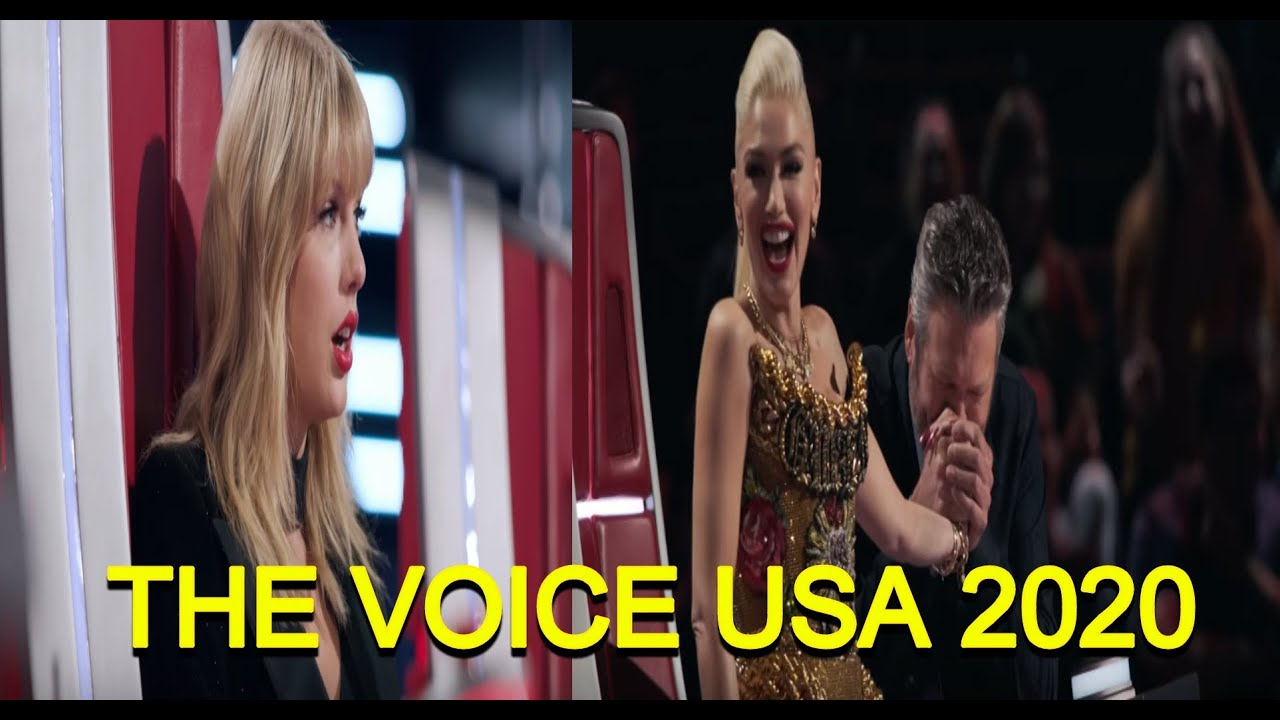 The Voice USA 2020 - Best Blind Auditions Of The Voice usa  - PART 2