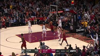 4th Quarter, One Box Video: Cleveland Cavaliers vs. Toronto Raptors