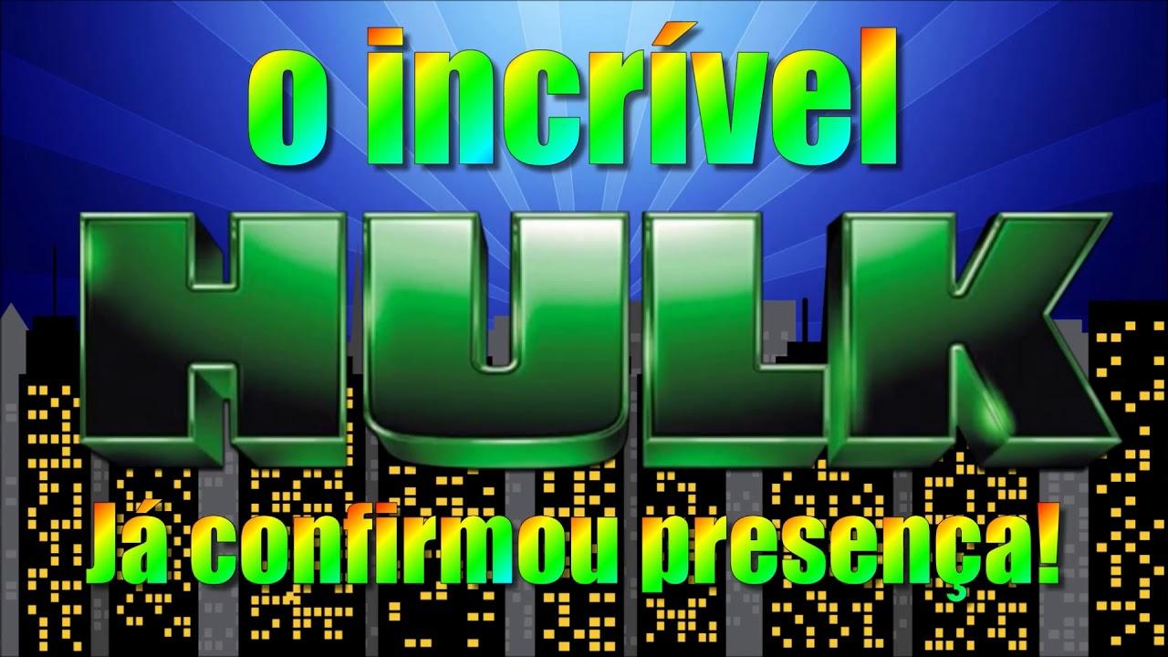 Convite Virtual Hulk Kauan Youtube