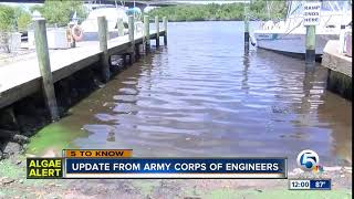 Army Corps to reduce discharges from Lake Okeechobee starting Friday