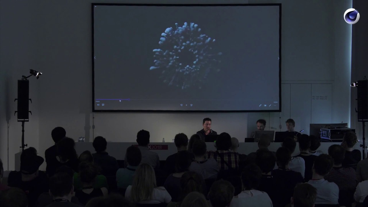 FMX 2018 Rewind: Mario Tran Phuc (Insydium) - X-Particles and Cycles 4D